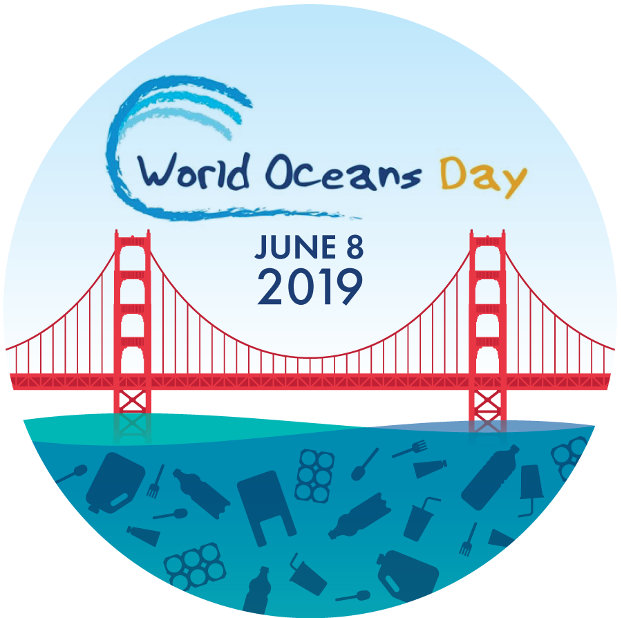 World Oceans Day, June 8, 2019