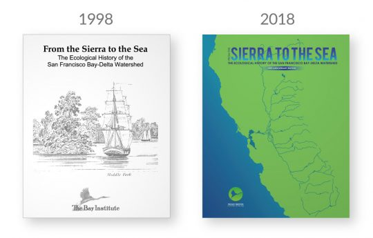 From the Sierra to the Sea Covers